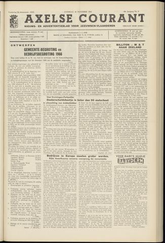 Axelsche Courant 1965-11-20