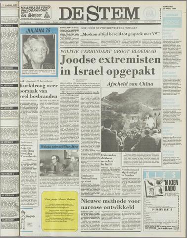 de Stem 1984-04-30