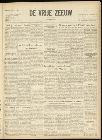 de Vrije Zeeuw 1956-05-25