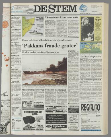 de Stem 1992-12-04