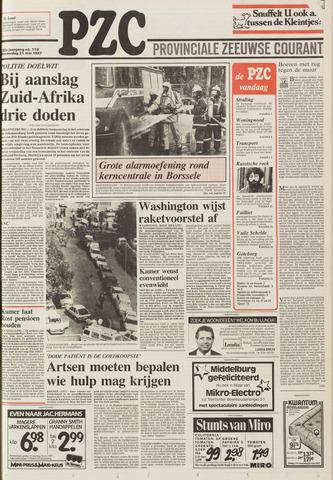 Provinciale Zeeuwse Courant 1987-05-21