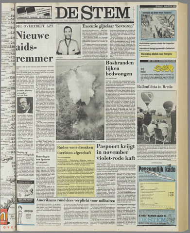 de Stem 1989-08-04