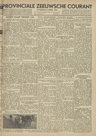 Provinciale Zeeuwse Courant 1944-04-08