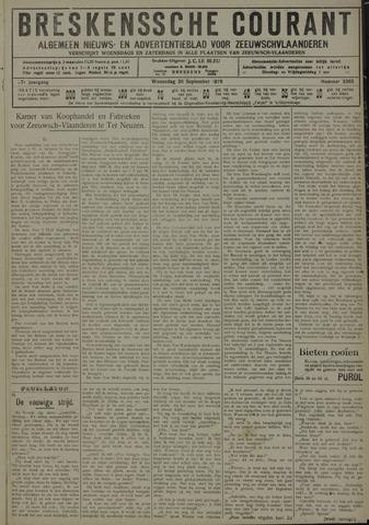Breskensche Courant 1928-09-26