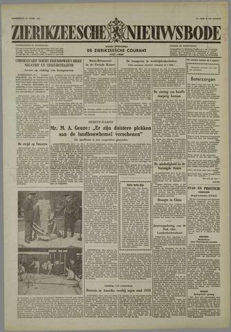 Zierikzeesche Nieuwsbode 1958-04-24