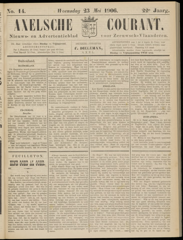 Axelsche Courant 1906-05-23