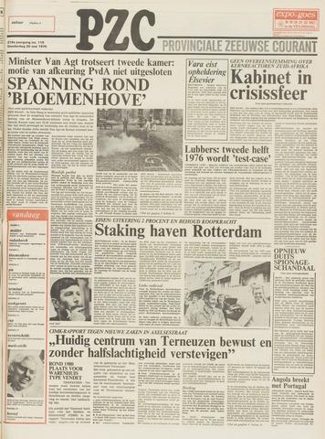 Provinciale Zeeuwse Courant 1976-05-20