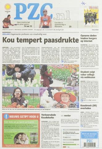 Provinciale Zeeuwse Courant 2010-04-06