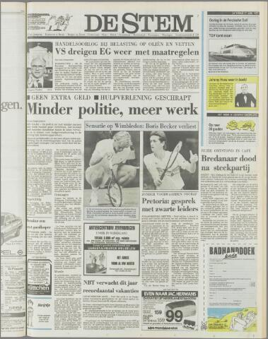 de Stem 1987-06-27