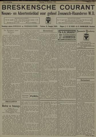 Breskensche Courant 1935-12-17