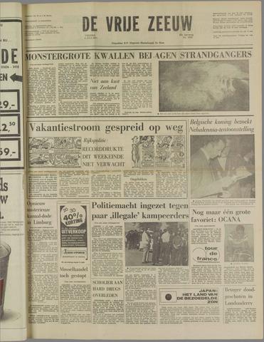 de Vrije Zeeuw 1971-07-09