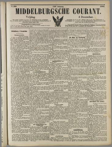 Middelburgsche Courant 1903-12-04