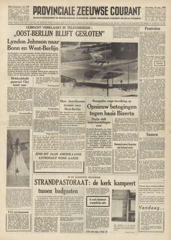 Provinciale Zeeuwse Courant 1961-08-19