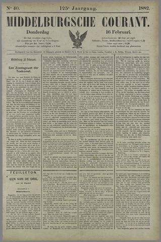Middelburgsche Courant 1882-02-16