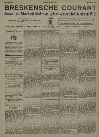 Breskensche Courant 1938-04-12