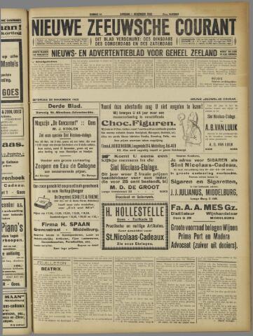 Nieuwe Zeeuwsche Courant 1925-12-01