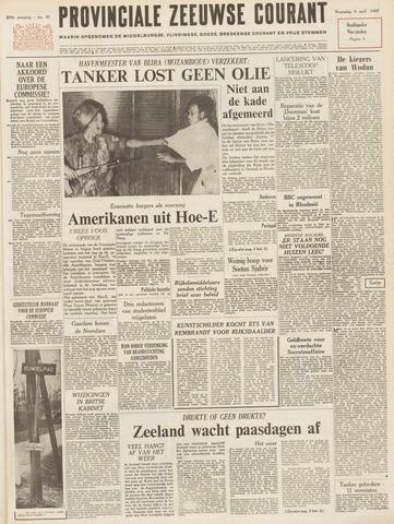 Provinciale Zeeuwse Courant 1966-04-06