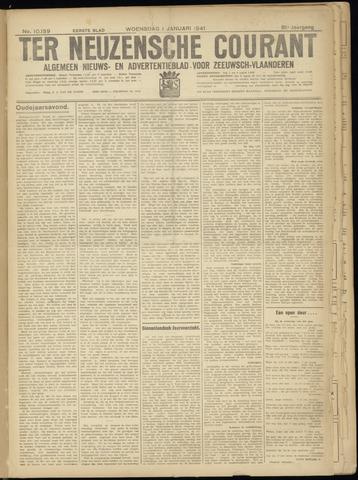 Ter Neuzensche Courant. Algemeen Nieuws- en Advertentieblad voor Zeeuwsch-Vlaanderen / Neuzensche Courant ... (idem) / (Algemeen) nieuws en advertentieblad voor Zeeuwsch-Vlaanderen 1941