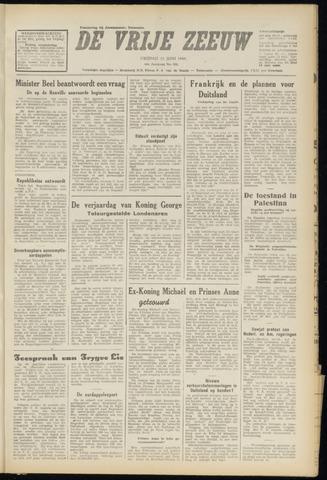 de Vrije Zeeuw 1948-06-11