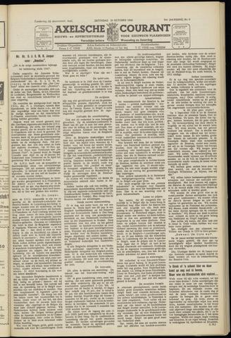 Axelsche Courant 1949-10-29