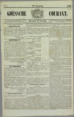 Goessche Courant 1859-01-17
