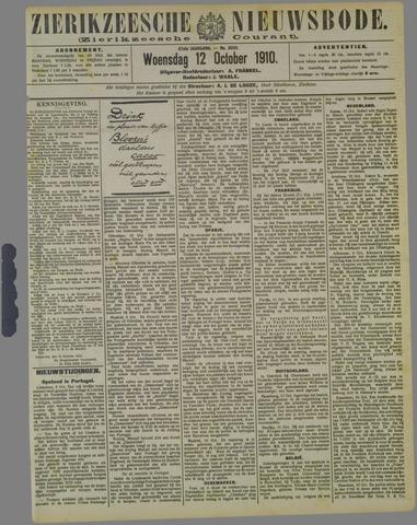 Zierikzeesche Nieuwsbode 1910-10-12