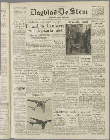 de Stem 1958-10-22