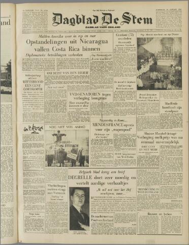 de Stem 1955-01-12