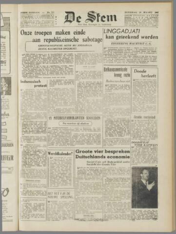 de Stem 1947-03-18