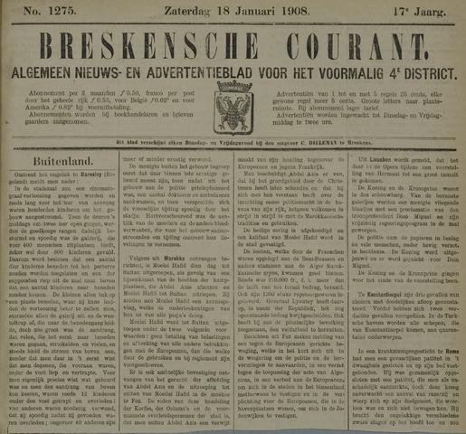 Breskensche Courant 1908-01-18
