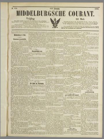 Middelburgsche Courant 1908-05-22