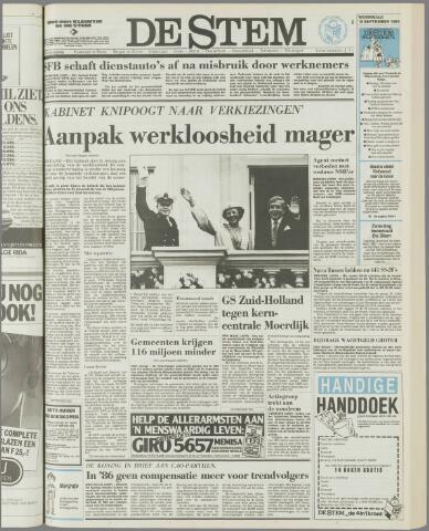 de Stem 1985-09-18