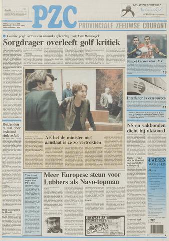 Provinciale Zeeuwse Courant 1995-11-01