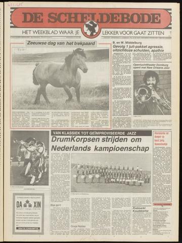 Scheldebode 1984-06-27