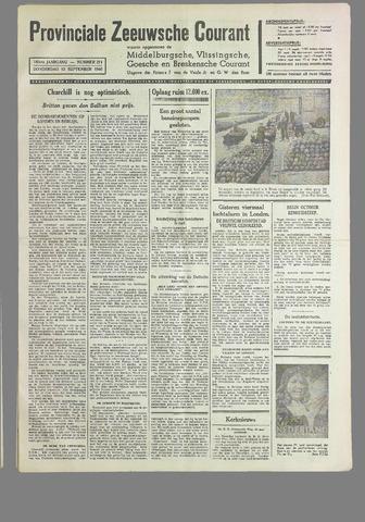 Provinciale Zeeuwse Courant 1940-09-12