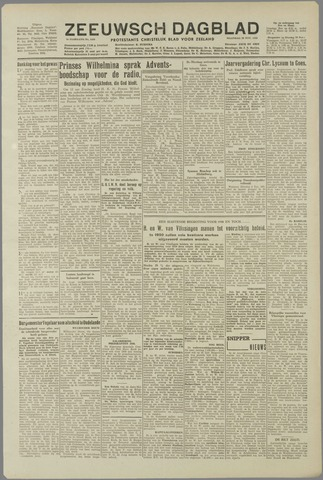 Zeeuwsch Dagblad 1949-11-28