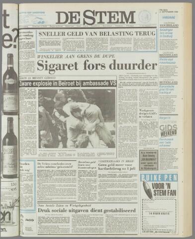 de Stem 1984-09-21