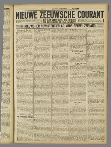 Nieuwe Zeeuwsche Courant 1926-08-03