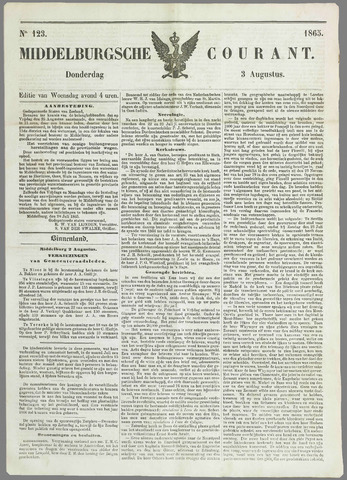 Middelburgsche Courant 1865-08-03