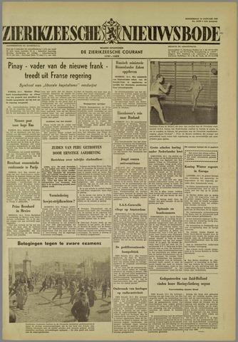Zierikzeesche Nieuwsbode 1960-01-14