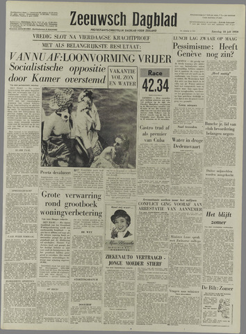 Zeeuwsch Dagblad 1959-07-18