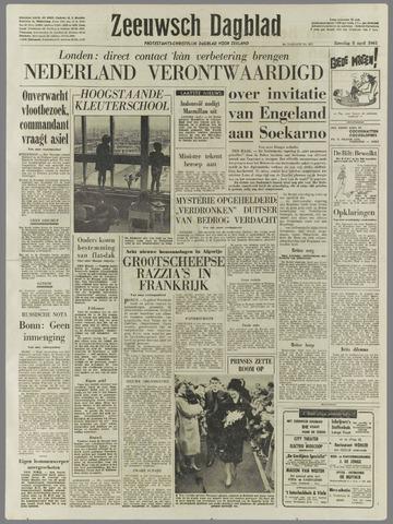 Zeeuwsch Dagblad 1961-04-08
