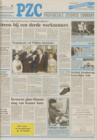 Provinciale Zeeuwse Courant 1991-10-24