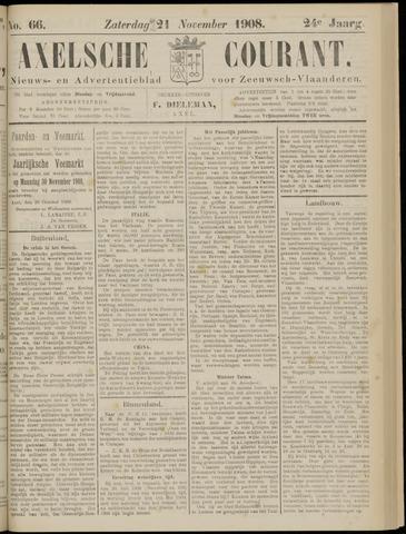Axelsche Courant 1908-11-21