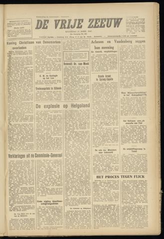 de Vrije Zeeuw 1947-04-21