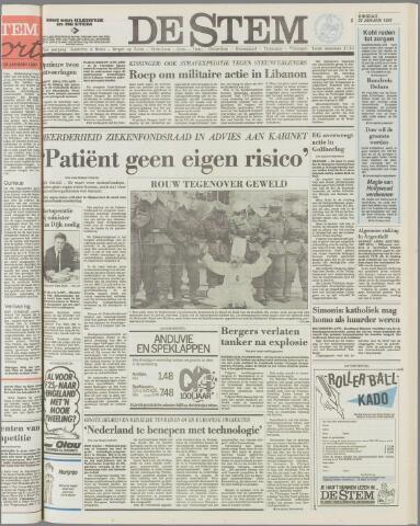 de Stem 1987-01-27