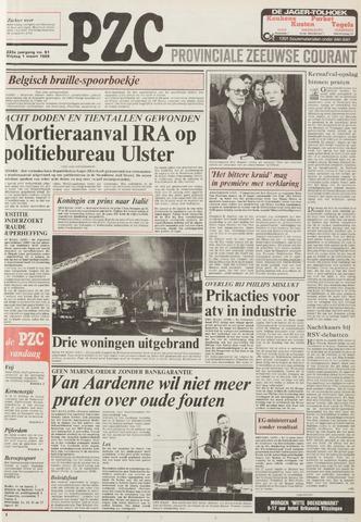Provinciale Zeeuwse Courant 1985-03-01