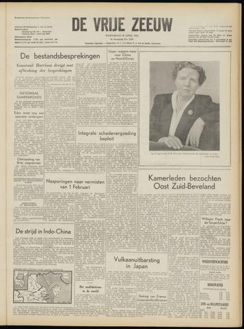 de Vrije Zeeuw 1953-04-29
