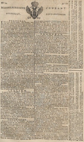 Middelburgsche Courant 1780-11-30