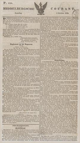 Middelburgsche Courant 1832-10-06